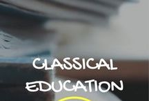 Classical Homeschooling / A collection of curriculum, schedules, and ideas to assist in giving children a classical home education.