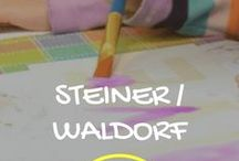 Steiner / Waldorf Homeschooling / All about Steiner / Waldorf style homeschooling for children! Links to resources such as articles, festivals and curriculum, plus rhythm and routine, handwork and circle time. All the elements essential to an arts-based home education.