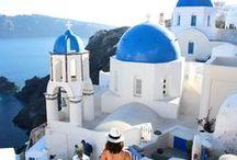 Santorini / I love Santorini!
