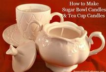 Frugal Gift Ideas / Homemade gifts, DIY tutorials, and ideas for inexpensive gifts to give your friends and family.