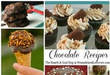 Dessert Recipes / Delicious dessert recipes including cake recipes, pie recipes, pudding recipes, cookie recipes, and more! / by Alea Milham | Premeditated Leftovers