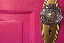 Door Obsession / by Leah E Johnson