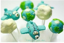 Cakepops from all over the world / Cakepops from all over the world that inspires me