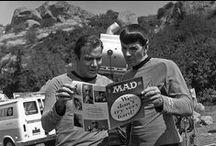 Sci-Fi & Geek stuffs / spaceships, star wars, gadgets, hi-tech,.. the nerd basics