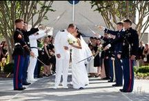 Dream Wedding...not in this uniform / by Amanda Prock