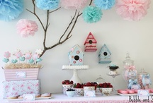 Food: Table Decoration / Ideas for table decoration