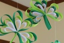 St. Patrick's Day / St. Patrick's Day recipes and crafts including St. Patrick's Day games for kids, and activities for the whole family to enjoy.