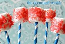 CELEBRATE {4th of July} / 4th of July crafts, activities, and inspiration