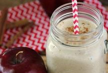 Smoothies / Delicious Smoothie Recipes for an easy breakfast, a light lunch, or a healthy snack.