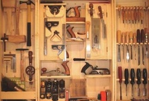 Hand Tools / Hand tools are the backbone of hand-crafted woodworking. Check out the different types on this board! / by Popular Woodworking