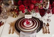 Table Decor Ideas / Tips for decorating your tables for dinner parties and holiday celebrations, DIY centerpiece ideas, and other tablescaping inspiration.