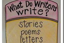 K ELA Work on Writing