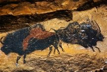 Archeology. Cave paintings, Petroglyths / by Robert Weprin