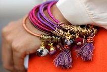 bracelets! / by Sharon Villagomez