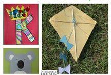 Homeschool Ideas - Preschool & Kindergarten / Tips and ideas for teaching preschool and Kindergarten concepts to children.