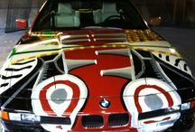BMW Designs by Famous Artists