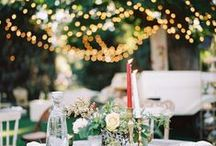 Wedding&Birthday / Ideas for a special day