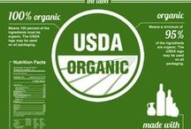 ☆ The Organic Life ☆ / Fill your life up with organic foods and products for wellness and well being!