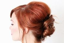 HAIR {Styles & Colors} / Get hair cut, style and color ideas.