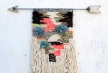 Weaving / Hanging / by Apollonia