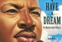Martin Luther King, Jr. / Martin Luther King, Jr. Day is Monday, January 20th, 2014.