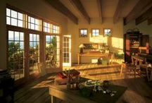 Our Doors / These well-crafted doors make a beautiful entrance to the outdoors and a spectacular view from the inside. Better yet, create a stunning wall of light from your patio when you combine Andersen® patio doors with Renewal by Andersen® windows. Renewal by Andersen only installs quality Andersen French and gliding or sliding patio doors in our replacement projects.