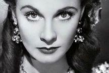 Vivien Leigh - Actress / by John Myers Art