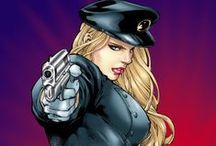 DC Comics Stuff / DC Comics illustrations mainly
