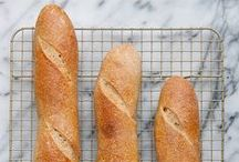 BAKE  {Bread} / Homemade bread recipes including no-knead bread and other easy bread recipes for the bread machine or by hand.