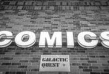 Galactic Quest -- My Store (Buford, GA) / The comic book and gaming store I manage in Buford GA. Come see us. 4264 Sudderth Rd. Buford, GA 30518 (770) 614-4804