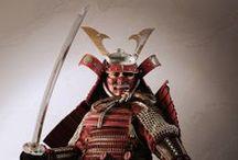 Samurai/Geisha