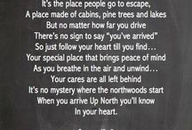 Up North / by Joanna Godbey