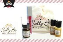Press   Customer Shares  TV and Publications   Sally B's / We have been featured in many outstanding publications and on television! Our mission is to get the word out about Sally B's and to let you know that you have healthier options when it comes to beauty and skincare choices.