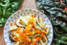 International Plant-Based Recipes / International vegetarian vegan, meatless, meat-free recipes for breakfast, lunch, dinner and snacks from around the world. Large pins with high-quality photos linked to the recipe welcome. Please share the love and repin 1 for every 2 pins posted. If you'd like to contribute to this board, please follow me and email me your Pinterest email address and profile at vermilionroots at gmail dot com. Thank you!