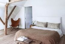 Rustic Interiors / Inspiration for the rustic home.
