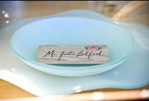 """NATURALLY CHIC DESIGNS   Banff Wedding Planning + Design / Banff and Canmore wedding planner, Naturally Chic's custom designed, unique wedding decor. """"Reclaimed and repurposed wood is one of our favorite mediums. These are things we've made"""". www.naturallychic.ca"""