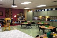 Classyroom ✎ / Thank God for Pinterest and teachers! / by Ashley Robinson