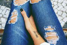 Tattoos / by Ashley Ciancanelli