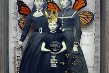 Altered & Recycled Goodies / by Ginger Benedict