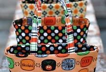 Bags, Bags and More Bags / by Ginger Benedict