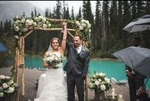 NATURALLY CHIC WEDDINGS Banff Wedding Planner / Banff and Canmore wedding planner Naturally Chic's weddings in the Canadian Rocky Mountain areas of Banff, Canmore, Lake Louise, Jasper, Emerald Lake, Golden and Fernie areas.