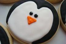 Dessert: COOKIES! / by Melissa Erla