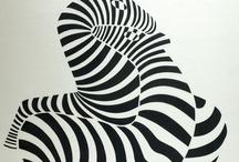 Astridfied admires Escher Artworks