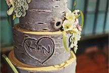 Wedding: cakes / by Melissa Erla