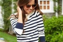 Astridfied Nautical Stripes