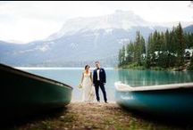 CANADIAN MOUNTAIN WEDDING VENUES in Banff, Emerald Lake, Lake Louise + beyond / Wedding Venues in the majestic Canadian Rocky Mountain areas of Banff, Lake Louise, Canmore, Jasper, Golden, Fernie and Emerald Lake   Banff Wedding Planner Naturally Chic.