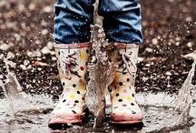 Yağmurlu Günler!