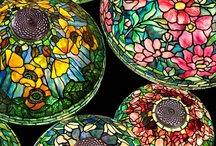 Stained glass and Tiffany  / by Janel