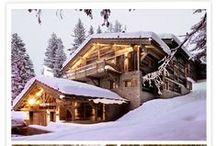 Lodge + Chalet + Cabin + Cottage