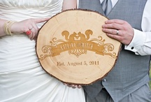 WEDDING SIGNAGE / The smallest details sometimes are the most remembered!